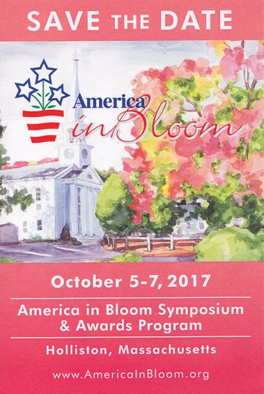 Image of America in Bloom poster